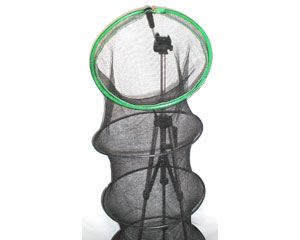 "8-ft 18"" Round Keep Net"