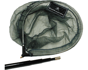Oval Landing Net with 4-meter Handle