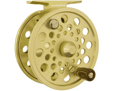 Aurora Suntech STGSW2 Disc Drag Saltwater Fly Fishing Reel Spare